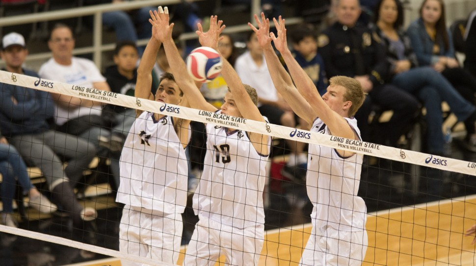 Men's NCAA Volleyball Conference Standings Update (February 28, 2017)