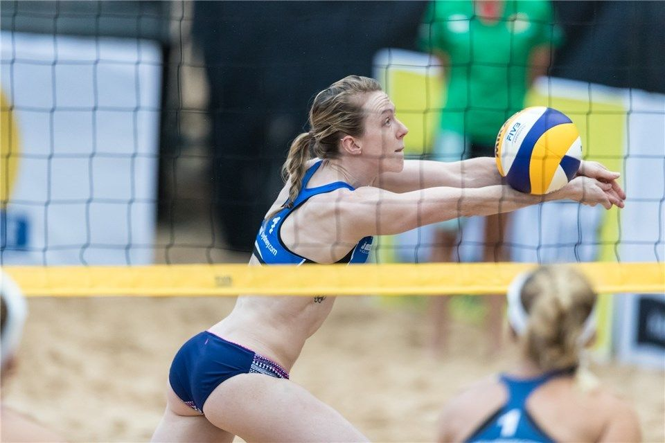 Scottish History Made As Coutts/Beattie Gets Country's First Ever Beach Win