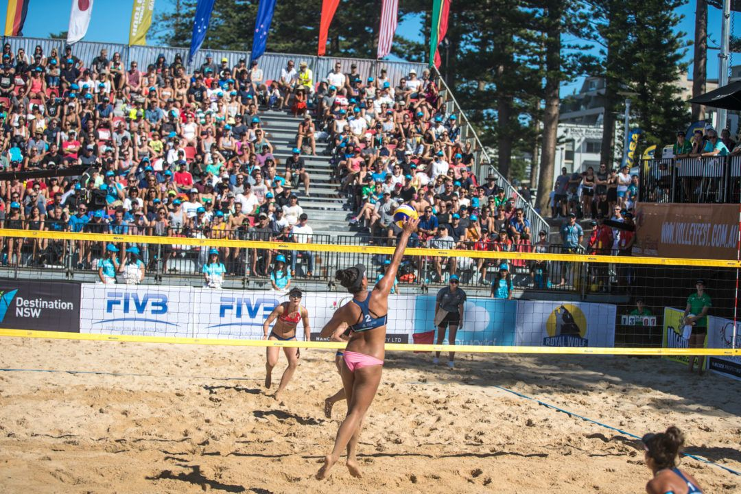 Canadian Duo Wins Another Gold at Sydney World Tour Stop