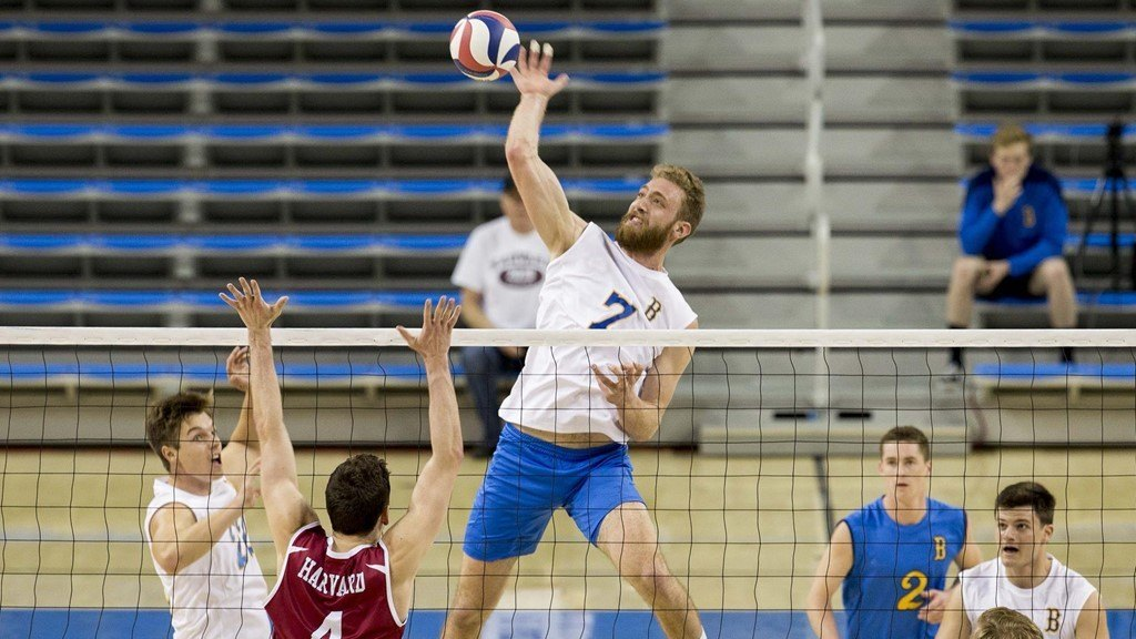 #7 UCLA Hits .560, Serve 13 Aces in Rout of Harvard
