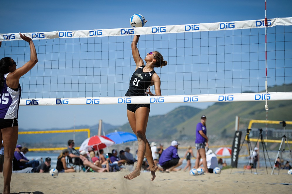 Cal Poly Will Host 2017 Big West Beach Volleyball Tournament