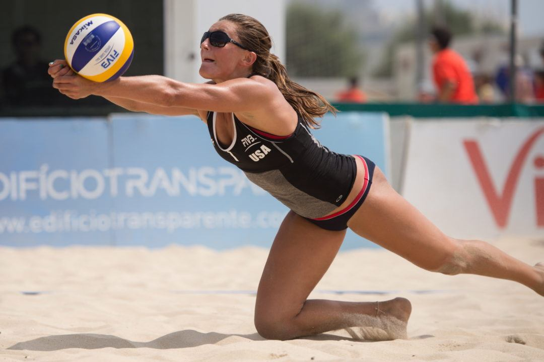 USA Volleyball Confirms Pairs For Collegiate Beach Championships