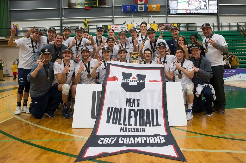 Trinity Western Wins Second Consecutive U Sports Men's Championship