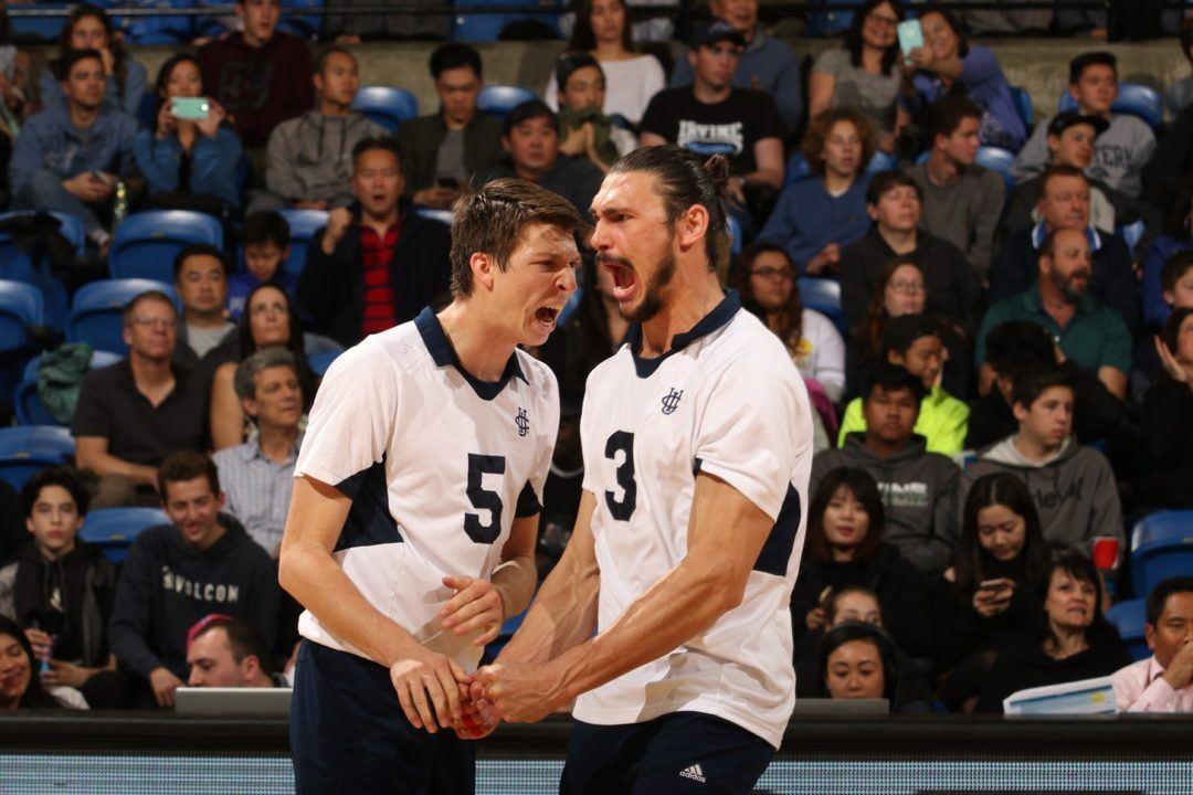UC Irvine, UCLA Pairs Grab Two Wins, Lead Men's Beach Group B