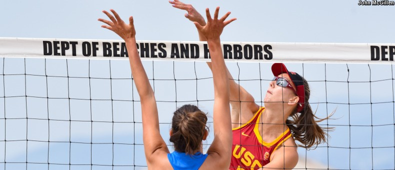 Final Day of Beach Championships Starts at 11 a.m. ET