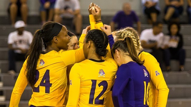 East Carolina To Compete In Three Spring Tournaments