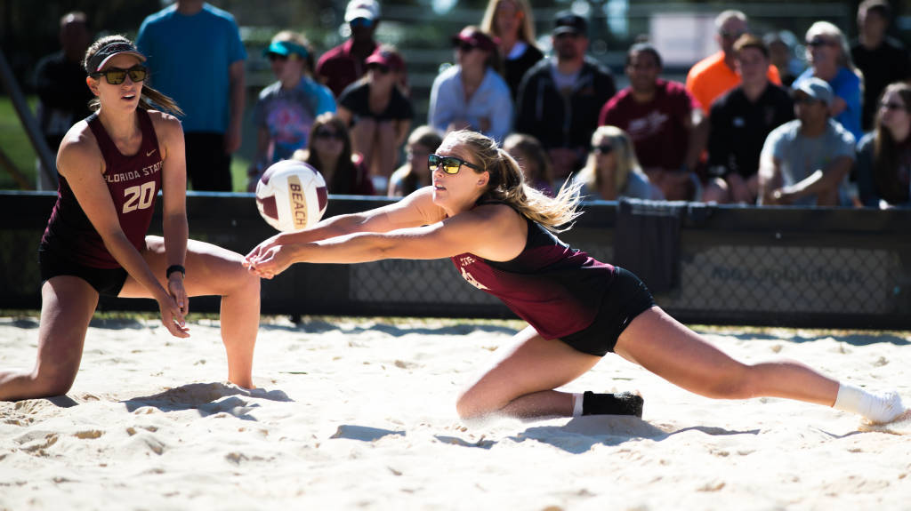 USA Volleyball Will Host Collegiate Beach Championships This Season