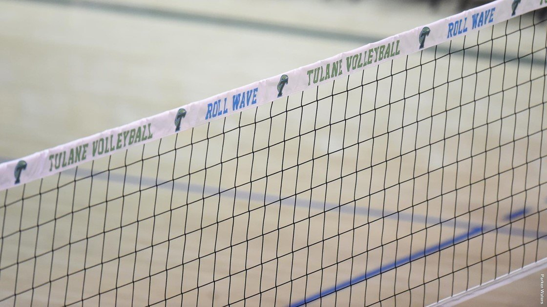 Tulane Beach Splits Doubleheader At Tiger Beach Challenge