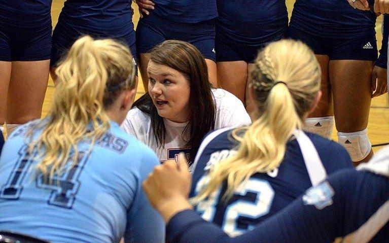 Christina Ludwick Named MNU's Next Head Volleyball Coach