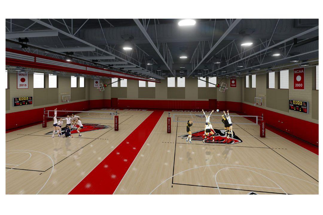 Ball State Breaks Ground on Dr. Don Shondell Practice Center