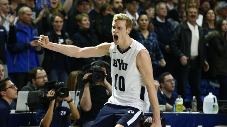 VolleyMob National Player Of The Week: BYU's Jake Langlois