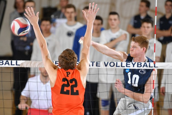 Penn State's Chris Nugent Earns AVCA Player Of The Week Honors
