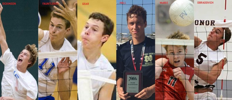 USC Men's Volleyball Signs Six For 2018 Season