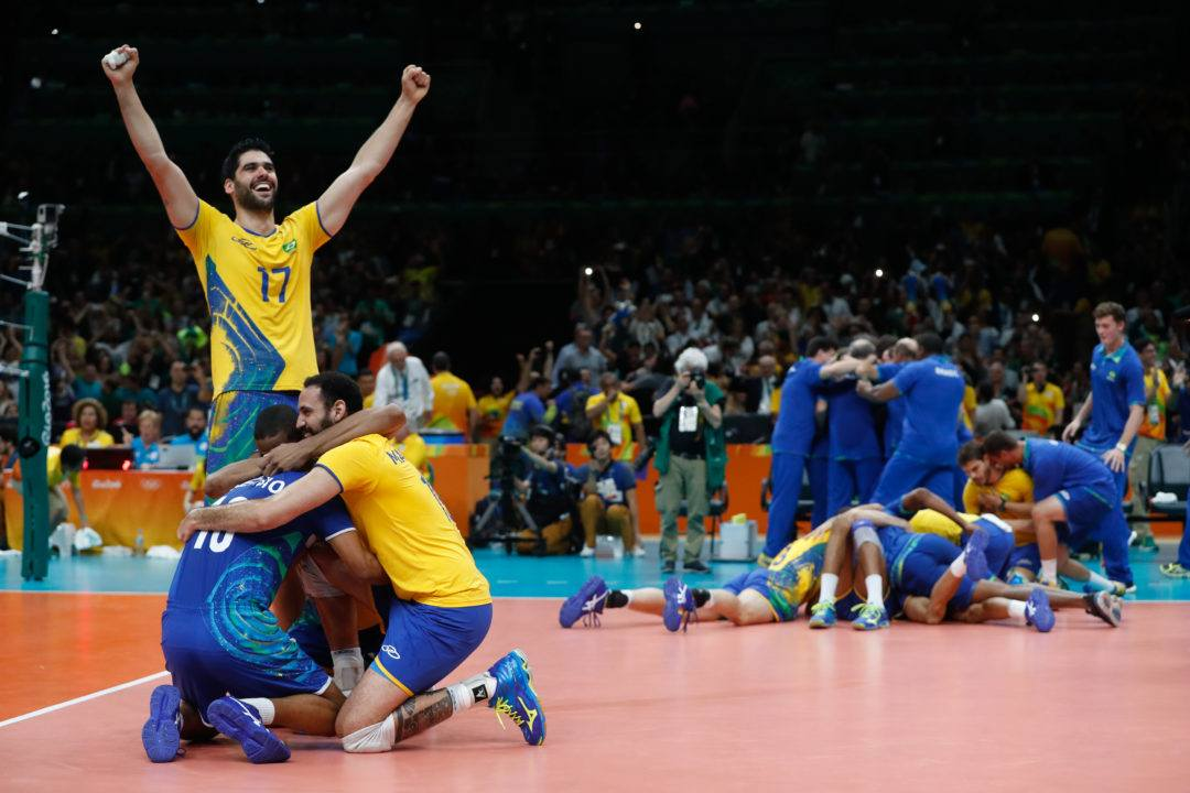 New Brazilian Coach Calls Up First Players for 2017 World League