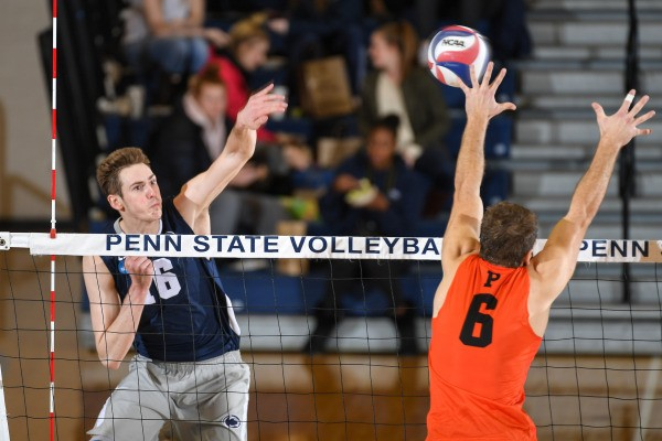 No. 13 Penn State Ekes Out 3-2 Win Over Princeton