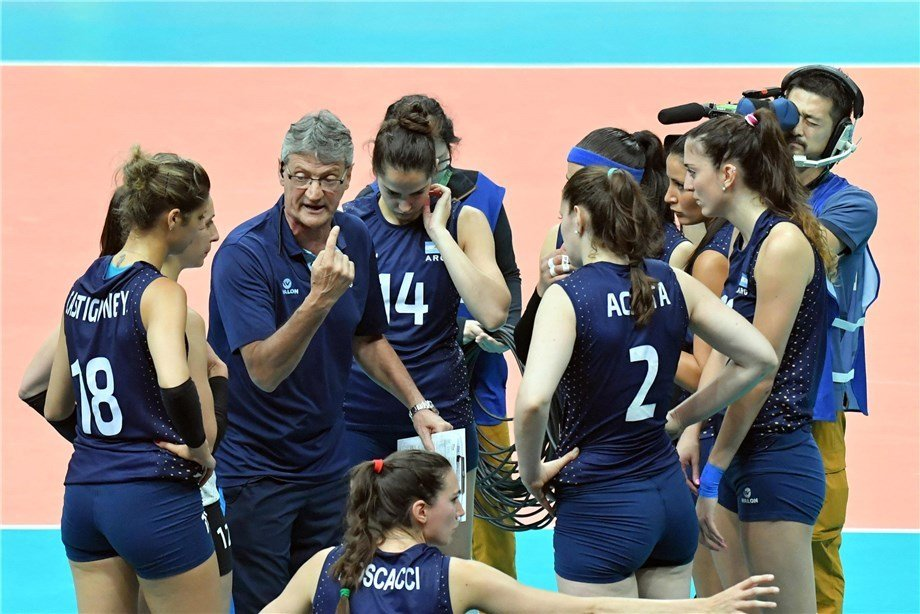 Argentina's Orduna Names 20-Player Squad For 2017 Int'l Schedule