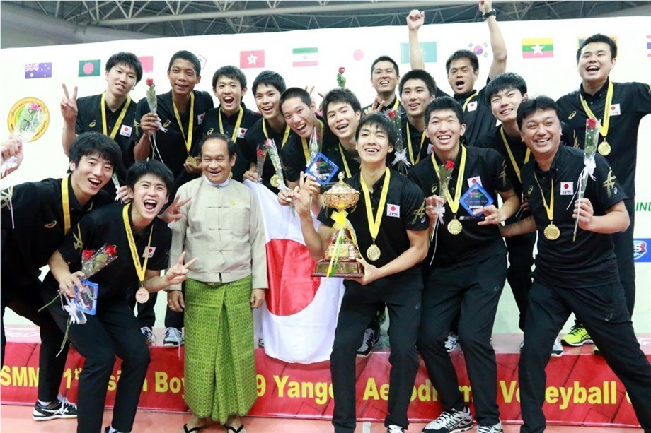 Japan Claims Asian Boy's U19 Championships, Staying Undefeated