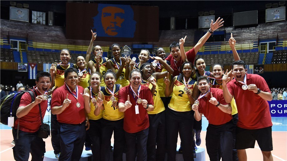Colombia Secures Spot At 2017 FIVB Girls' U18 World Championship
