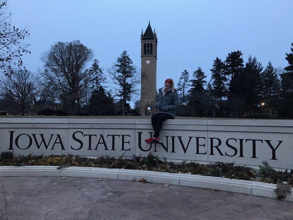 Outside Hitter Josie Herbst Transfers to Iowa State
