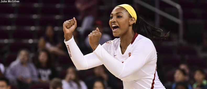 USC's Khalia Lanier Picks Up Final Pac-12 Offensive Player Of The Week