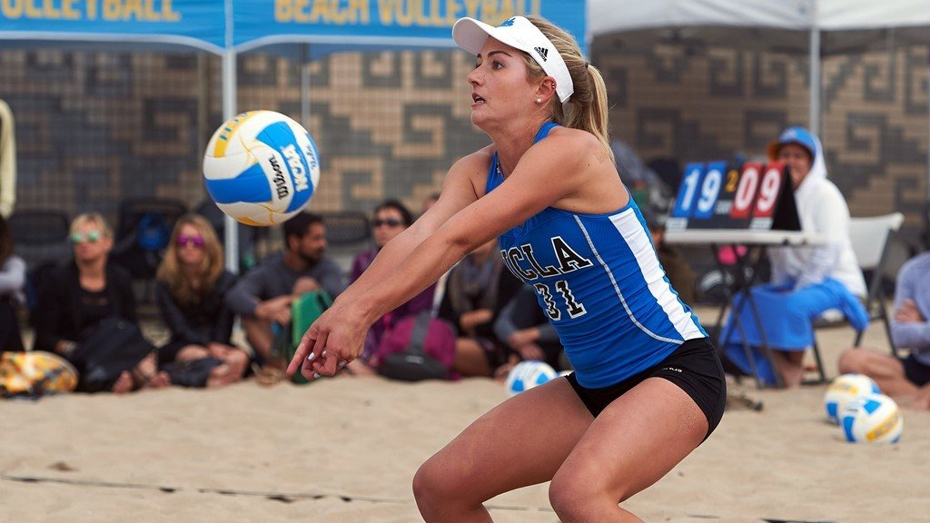 UCLA's McNamara Twins Named Pac-12 Beach Pair Of The Week