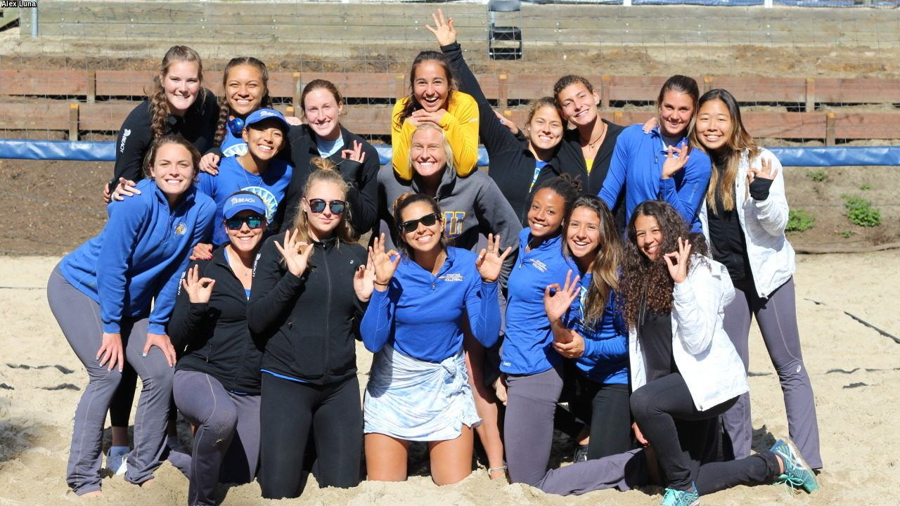 San Jose State Wins In Thursday's Beach Action