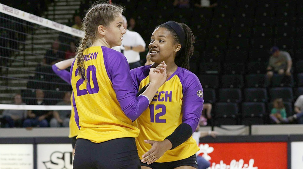 Tennessee Tech Volleyball & Engineering Innovate New Blocking Machine