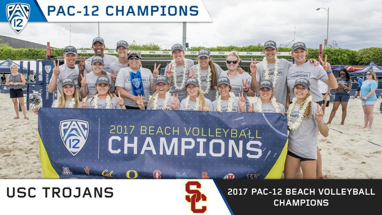 USC's 62-Match Winning Streak Ends; Recover to Repeat as Pac-12 Champs