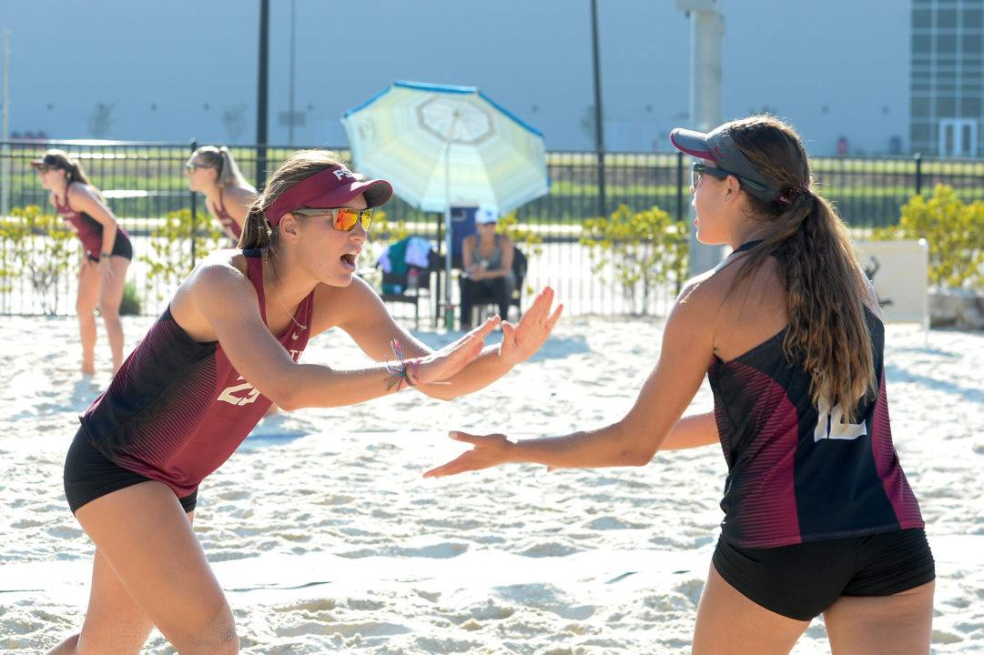 VolleyMob's Beach Dream Team: Claes/Hughes, Coppola/Nuss & More