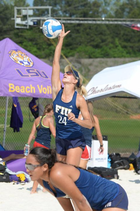 Updating NCAA Beach Tournament Projections: FIU In With Upset of LSU?