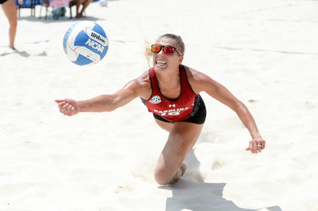 Eight Teams Headed To NCAA Beach Championships Have Dedicated Coaches