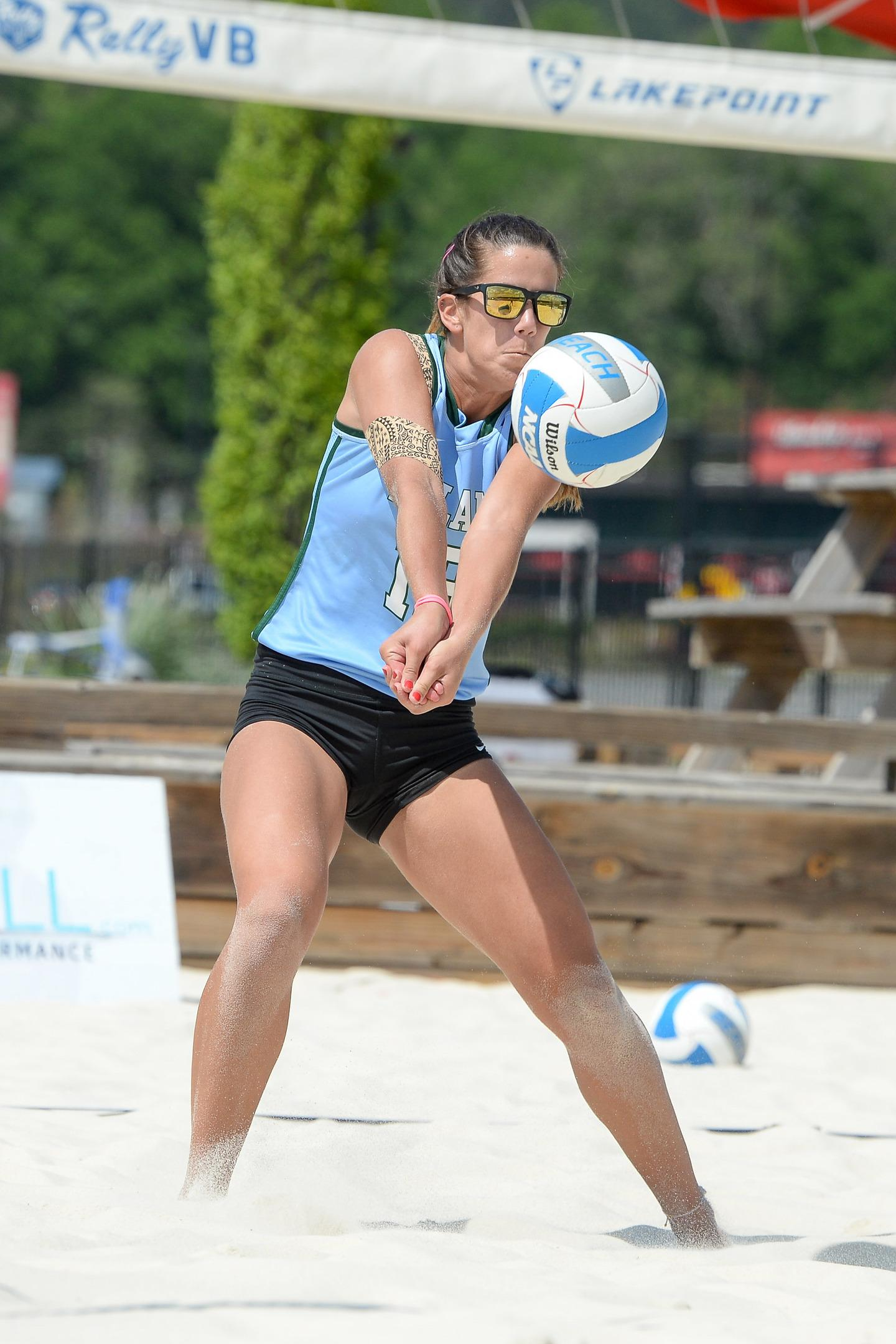 No 19 Tulane Beach Volleyball To Host Green Wave Invitational