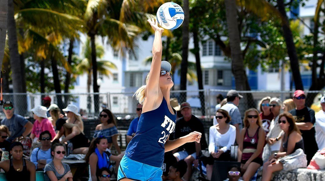 Beach Volleyball Tournament Projections: FIU Rising, Stetson Falling