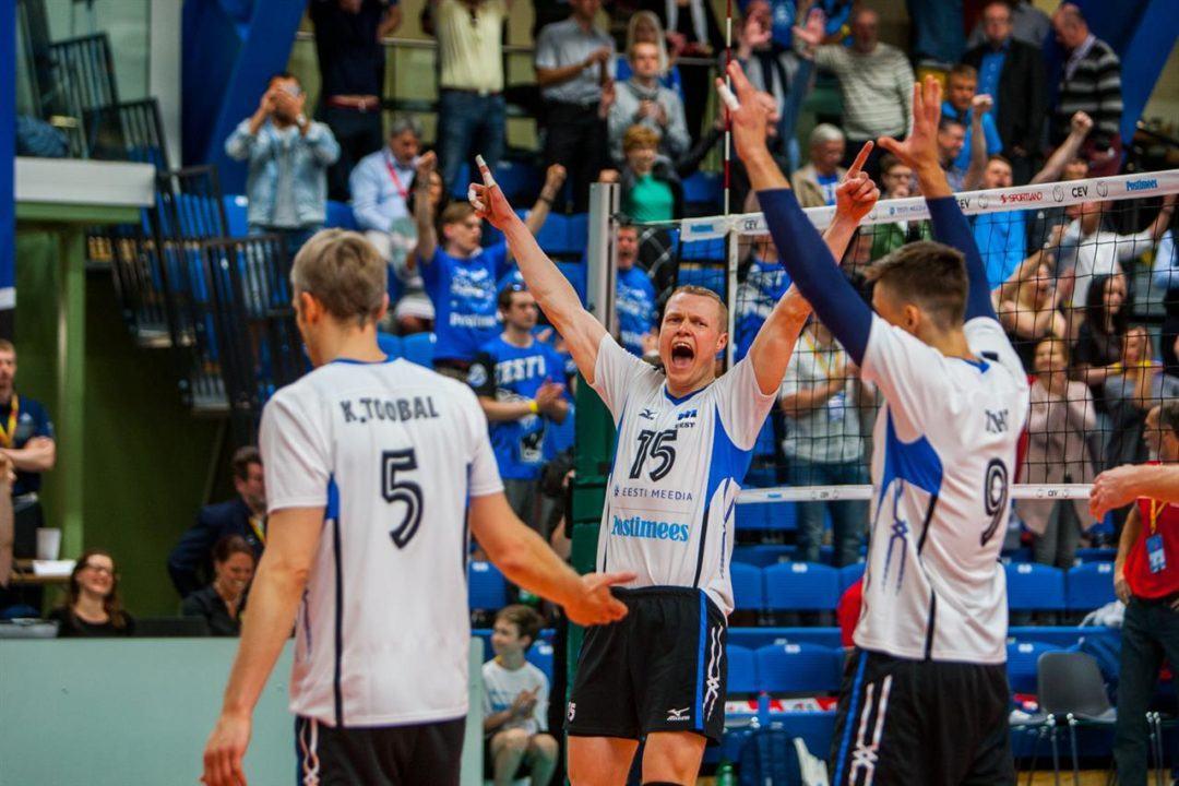 Estonia's Venno Puts Down 19 Points In Win Over Montenegro