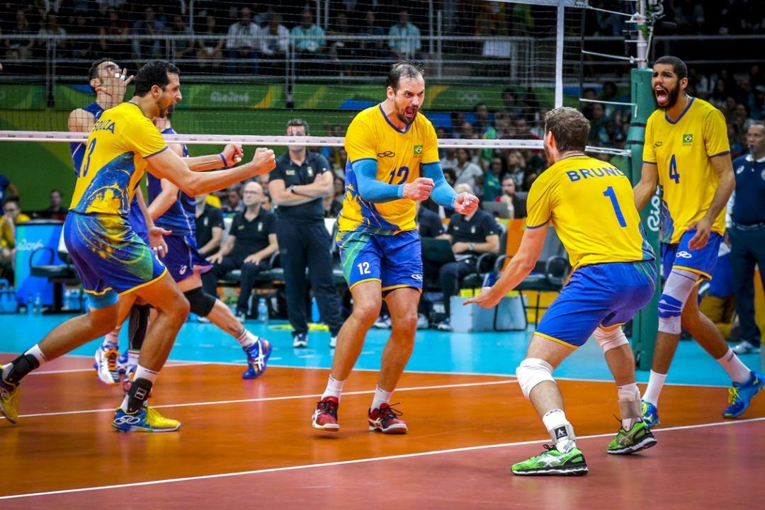 Pharmaceutical Company Grupo Cimed Sponsors Brazilian Volleyball