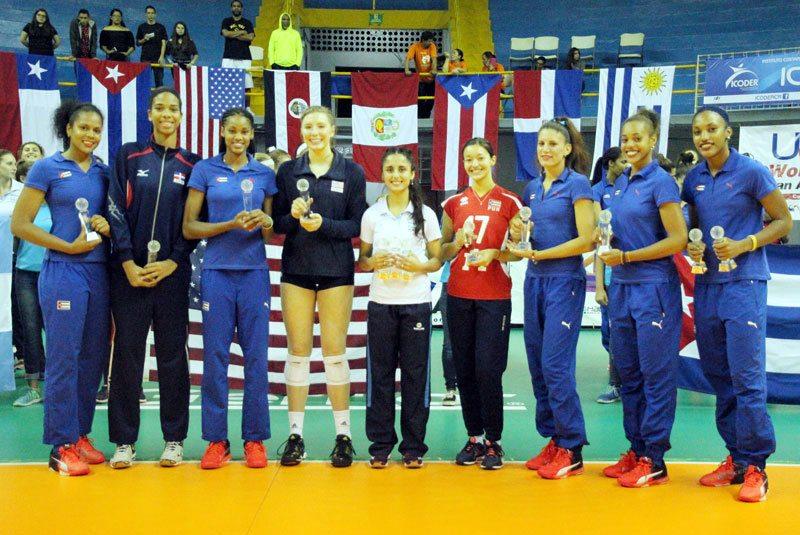 American Thayer Hall Named MVP of U20 Pan American Cup