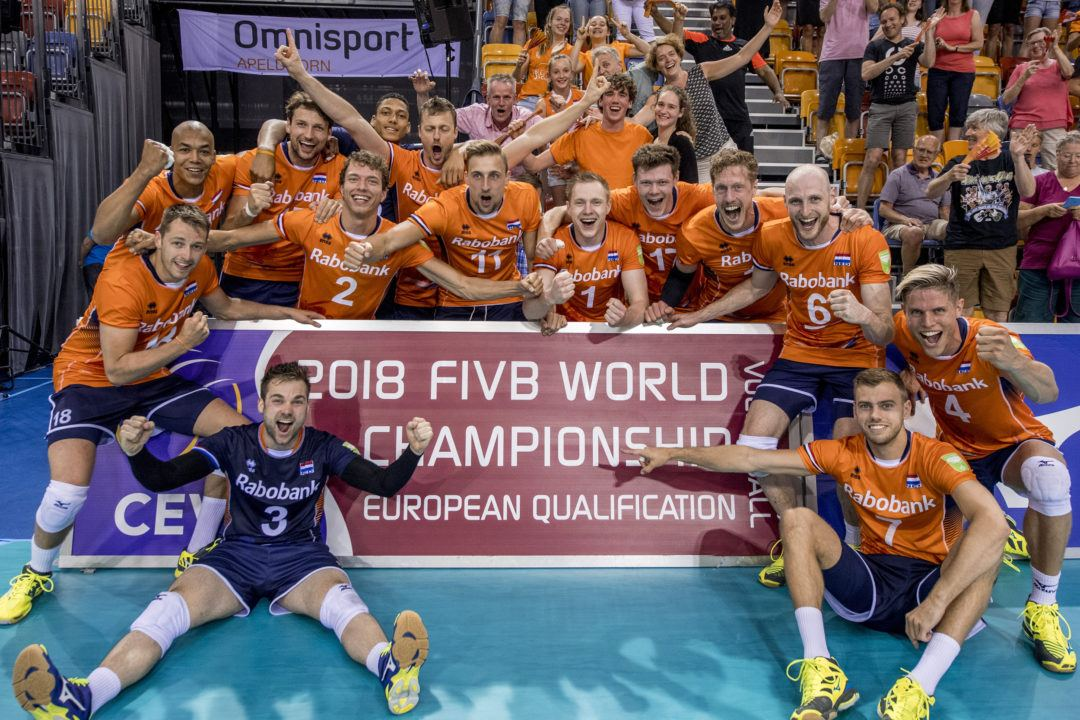 Netherlands Beat Slovakia 3-2 for Ticket to World Championships