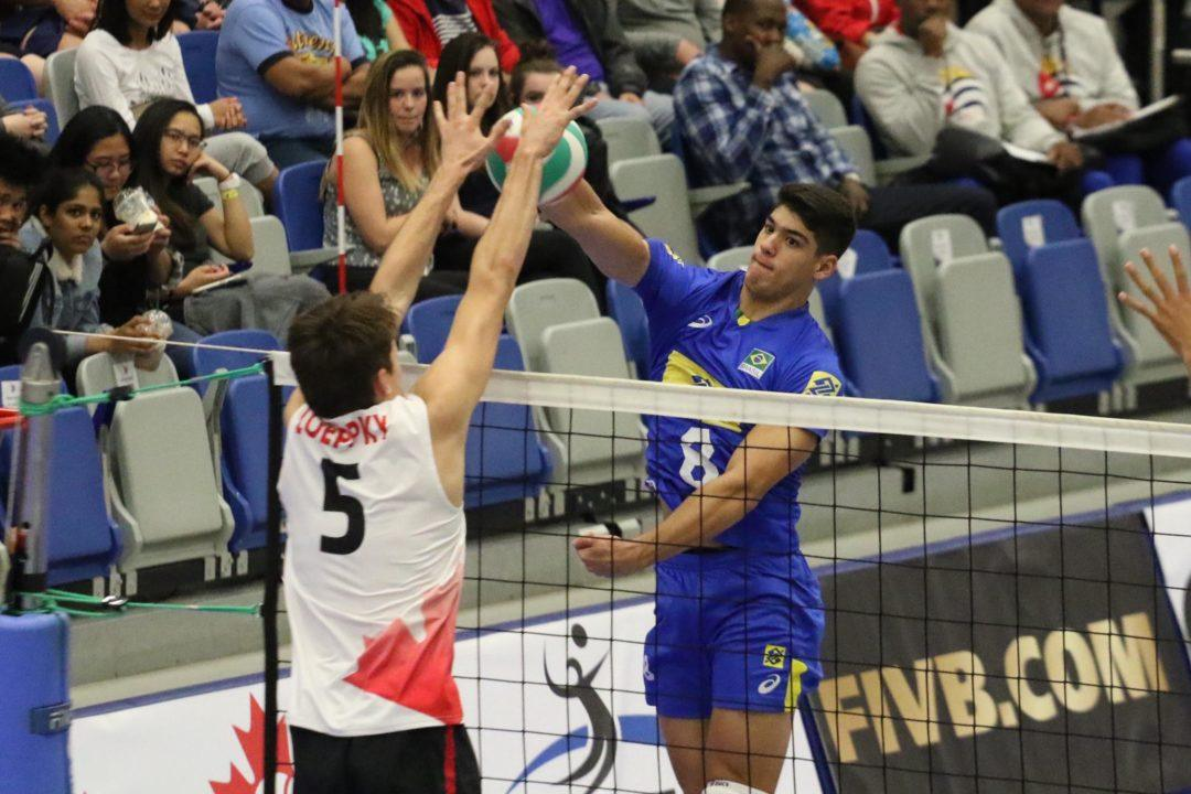 Brazil Sews Up South American Qualifying Spot for U21 Worlds