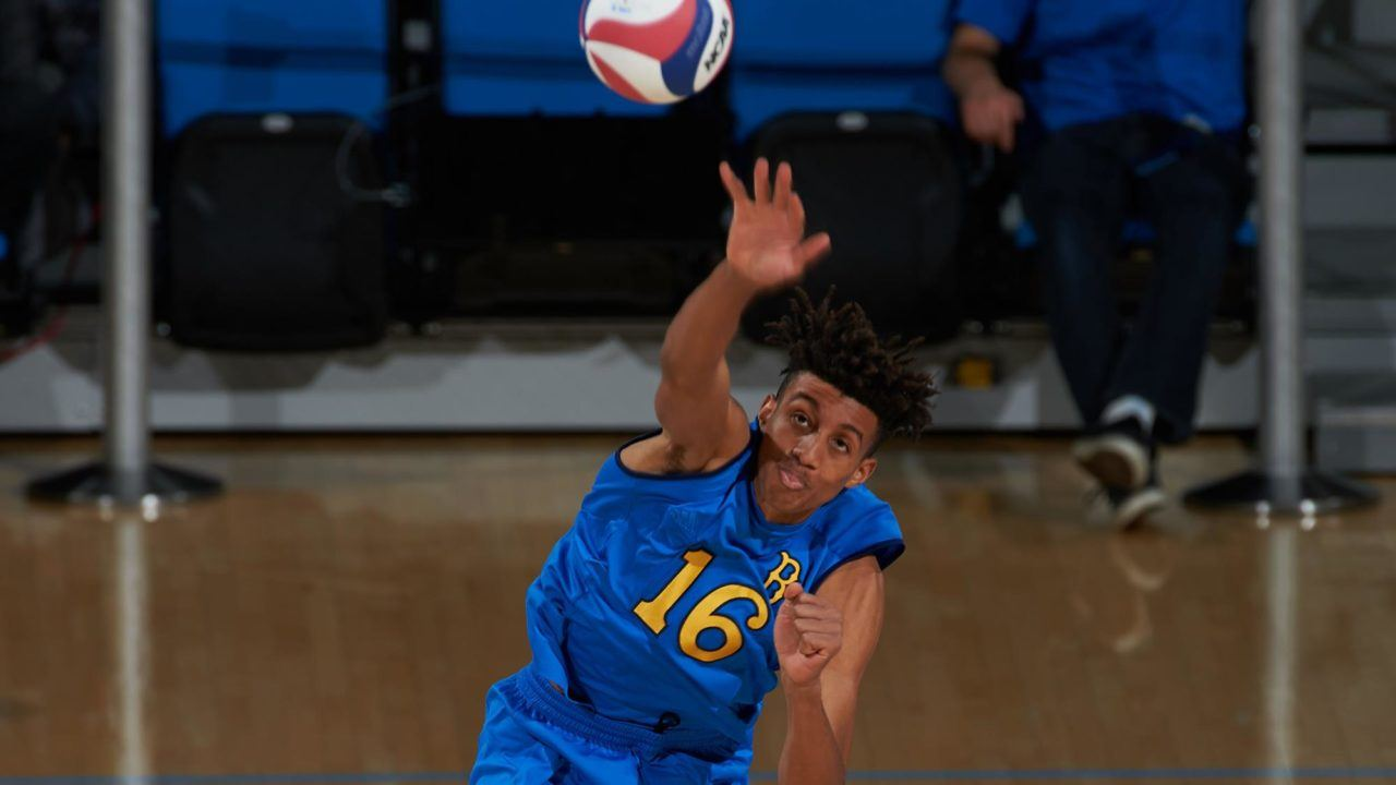 #2 UCLA Wins Clash of Titans In Five Sets Over #7 Ohio State
