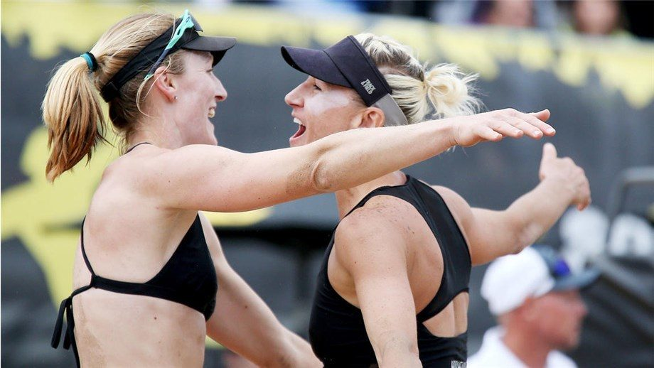 Day/Hochevar Win Both Matches On Day 1 Of Hermosa Beach Open