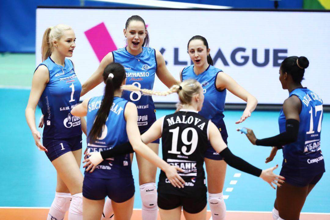 Dynamo Moscow Grabs Fifth, NEC Red Rockets Take Seventh at Club Worlds