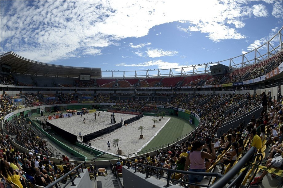 World Beach Tour Event In Rio To Feature Modified Pool Play Format