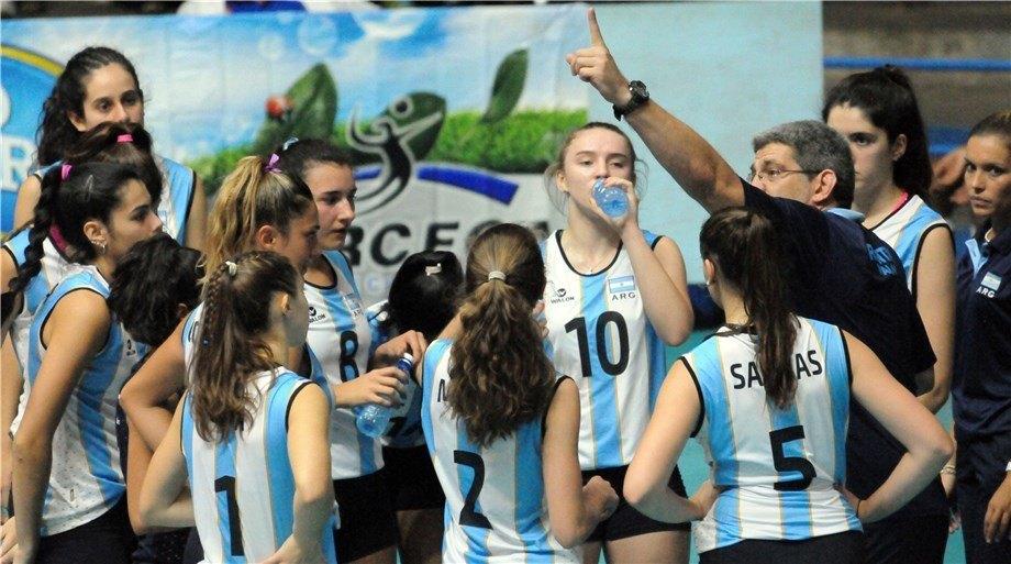 20 Girl's U18 Teams Learn Fate In World Championship Draw