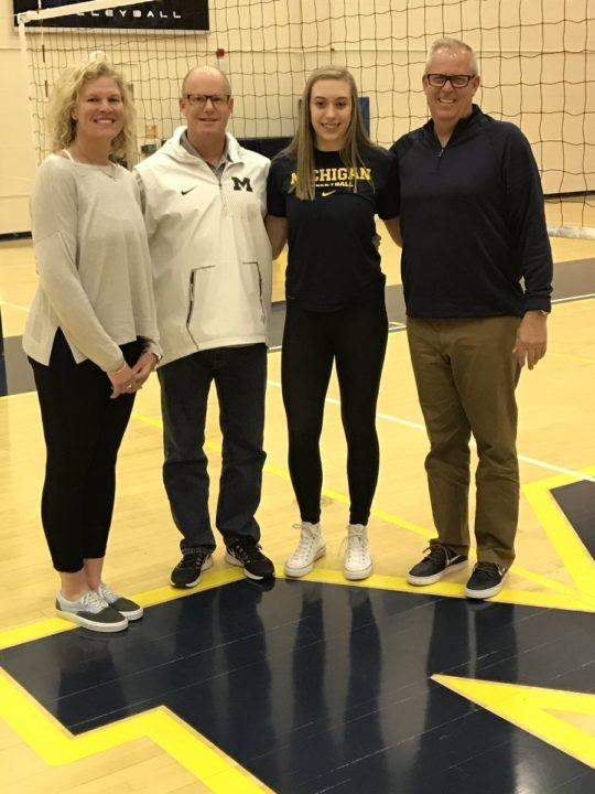 Freshman All-American Jess Mruzik Verbally Commits to Michigan