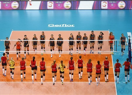 FIVB Club World Championships Begin Tonight in Kobe, Japan