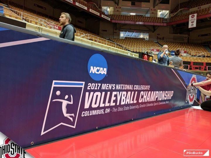 Stage Set for NCAA Men's Title Match