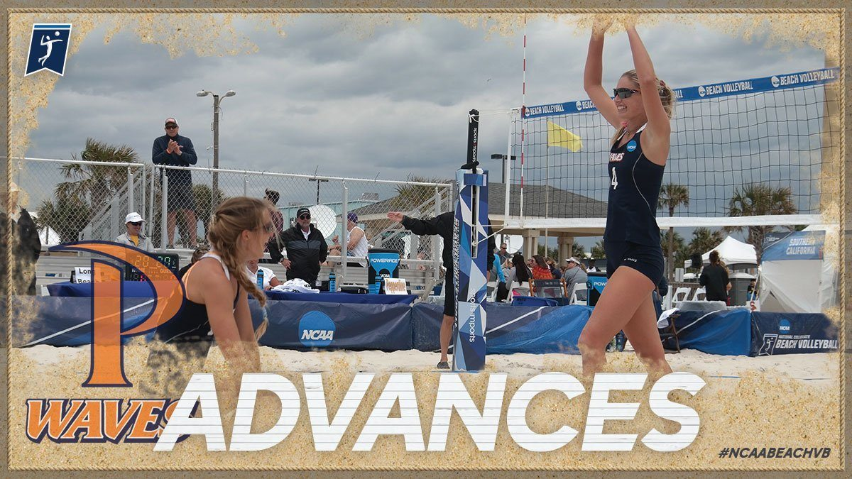 Pepperdine, USC Advance in Winner's Bracket of NCAA Beach Tournament
