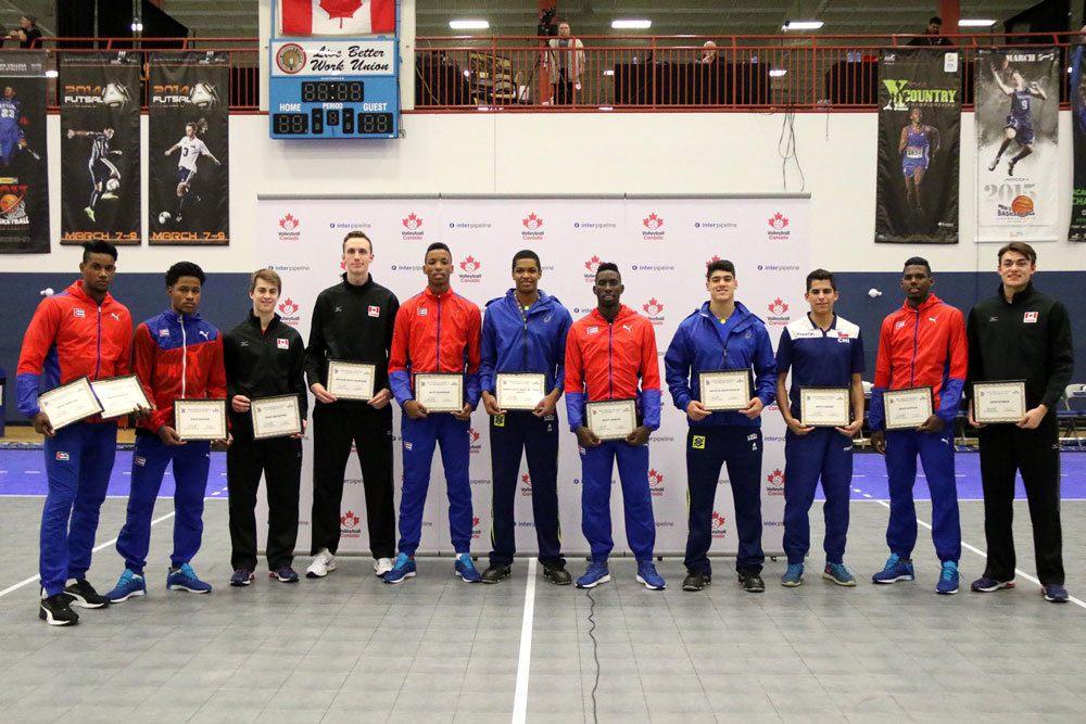 Brazil's Victor Cardoso Earns MVP Honors At U21 Pan Am Cup