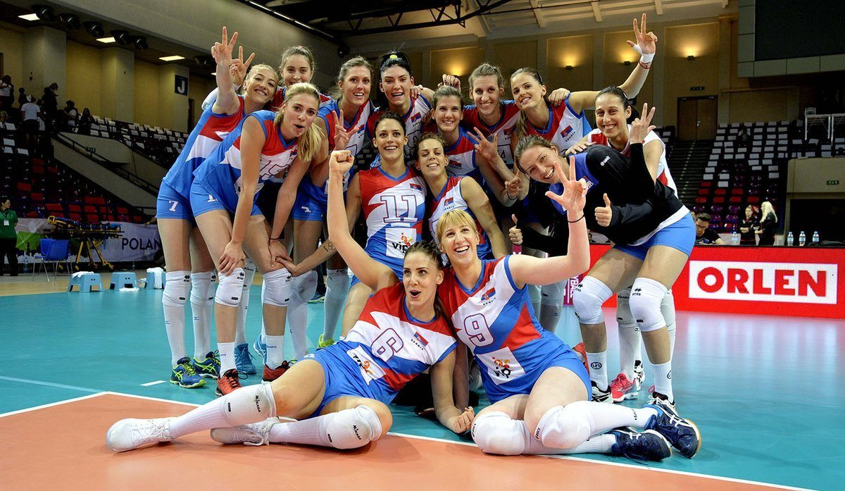 Serbian Women Crush Qualifying Pool B for Worlds Berth