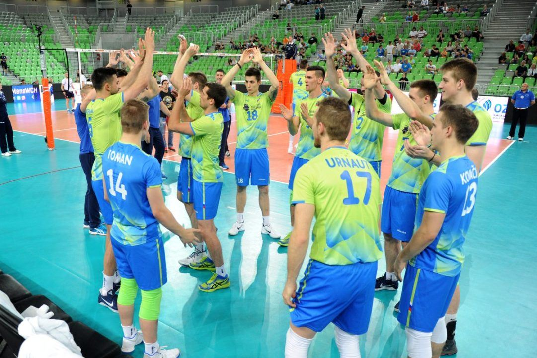 Slovenia, Belgium Cruise, Portugal Outlasts Israel in Pool C